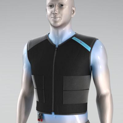 Game Ready - ortopedinen sidos, jäähdytysliivi